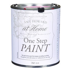 Amy Howard at Home  Flat Chalky Finish  Charm School  Latex  One Step Paint  32 oz.