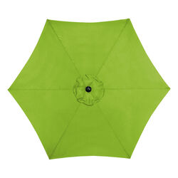 Living Accents 9 Tiltable Sage Market Umbrella