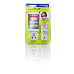 Travel Smart Type A For Worldwide Wattage Converter