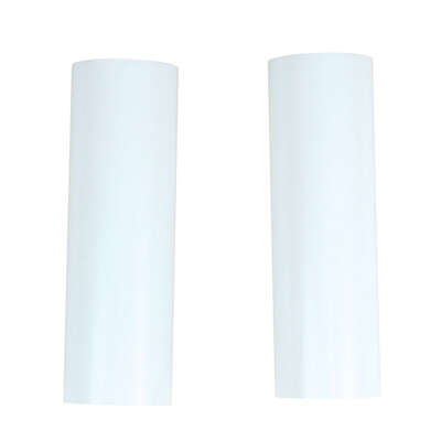 Jandorf  Plastic  Standard Base  Socket Covers  2 pk