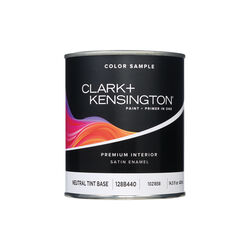 Clark+Kensington Tint Base Neutral Base Premium Paint 1 pt.