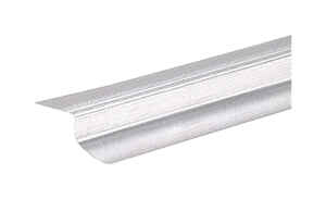 M-D Building Products  1-1/4 in. W x 48-1/4 in. L Mill Finish  Silver  Aluminum  Carpet Z-Bar