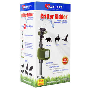 Havahart  Spray Away  Motion-Activated Device  Sprinkler Pest Repeller  For Outdoor Pests