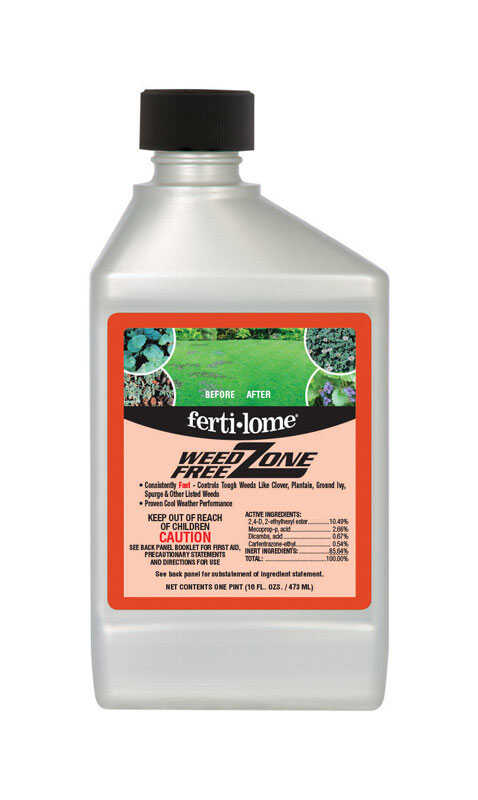 Ferti-Lome  Ready-To-Use  Weed Free Zone  Concentrate  16 oz.