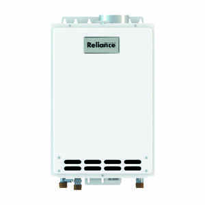 Reliance  Tankless Water Heater  Natural Gas  20-1/2 in. H x 6-11/16 in. L x 13-13/16 in. W