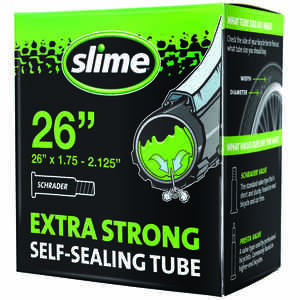 Slime  Smart Tube  Rubber  Bike Tube  1 pk
