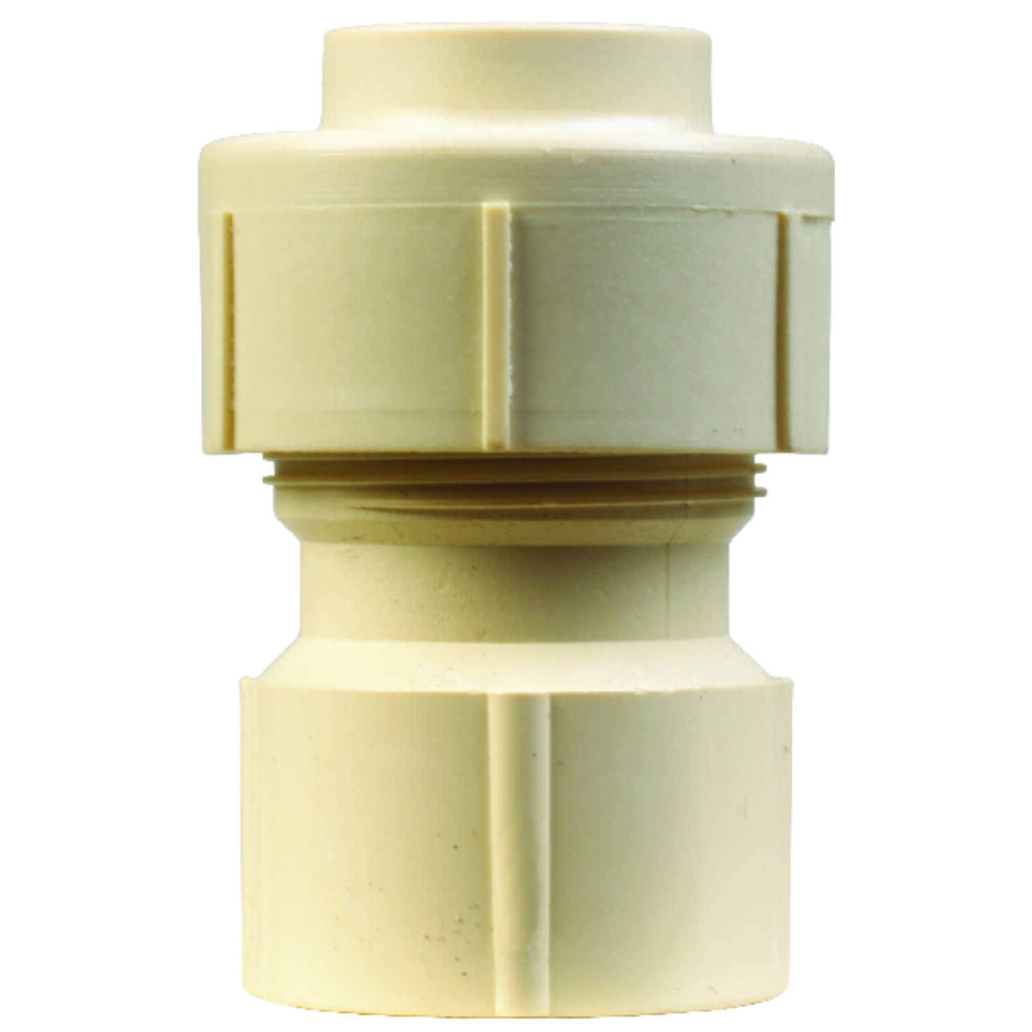 Genova  1/2 in. Female   x 1/2 in. Dia. Female  Universal Adapter