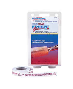 Easy Heat  Freeze Free  30 ft. L Cable Application Tape  For Pipe