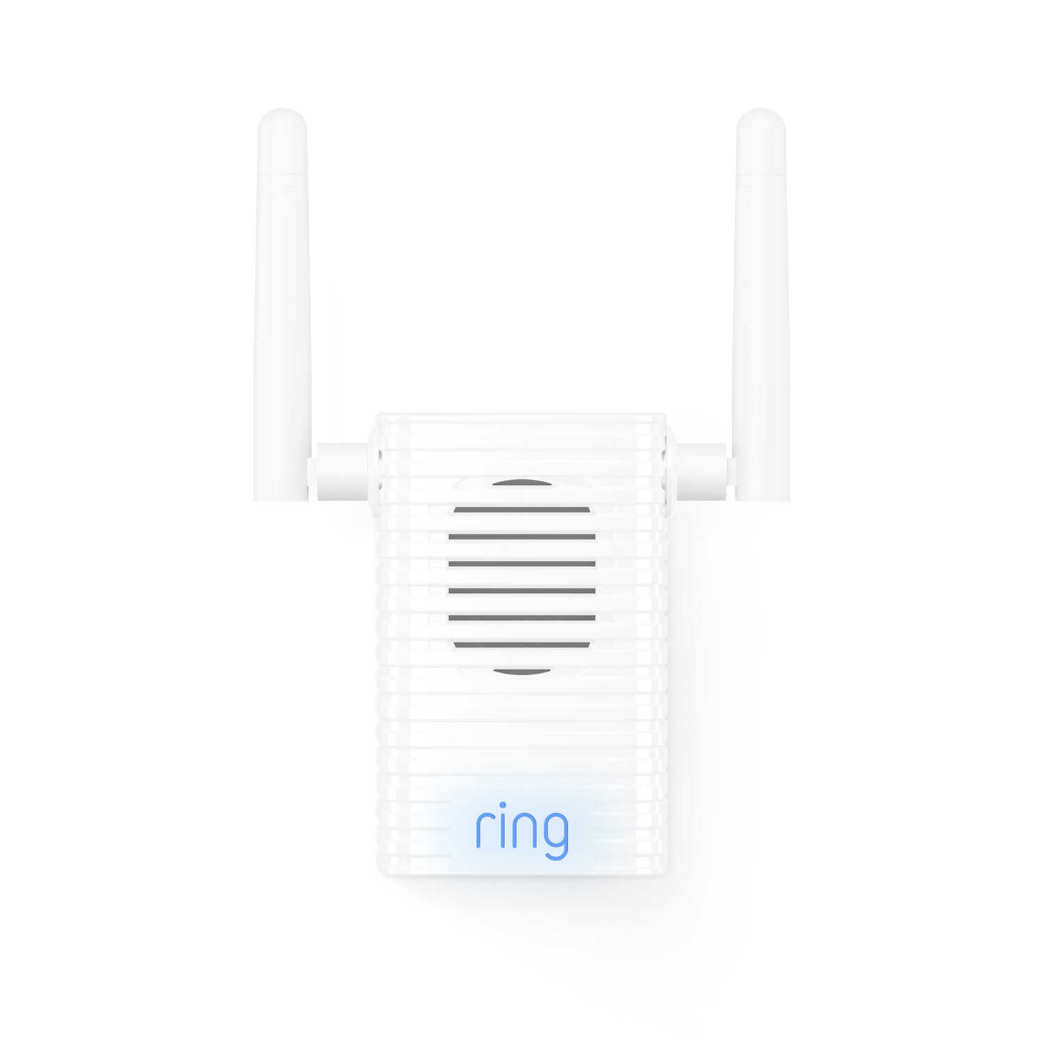 Ring  White  White  Metal/Plastic  Wireless  Doorbell Chime Extender