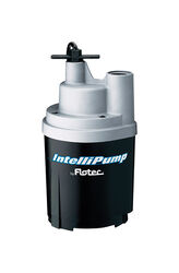 Flotec  IntelliPump  1/4 hp 1790 gph Thermoplastic  Switchless  AC  Utility Pump