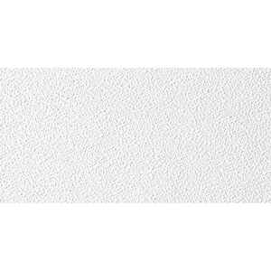 USG Sheetrock Brand  Non-Directional  4 ft. L x 2 ft. W 0.5 in. Square Edge  Gypsum  Ceiling Panel