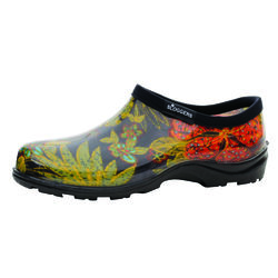 Sloggers  Women's  Garden/Rain Shoes  6 US  Midsummer Black