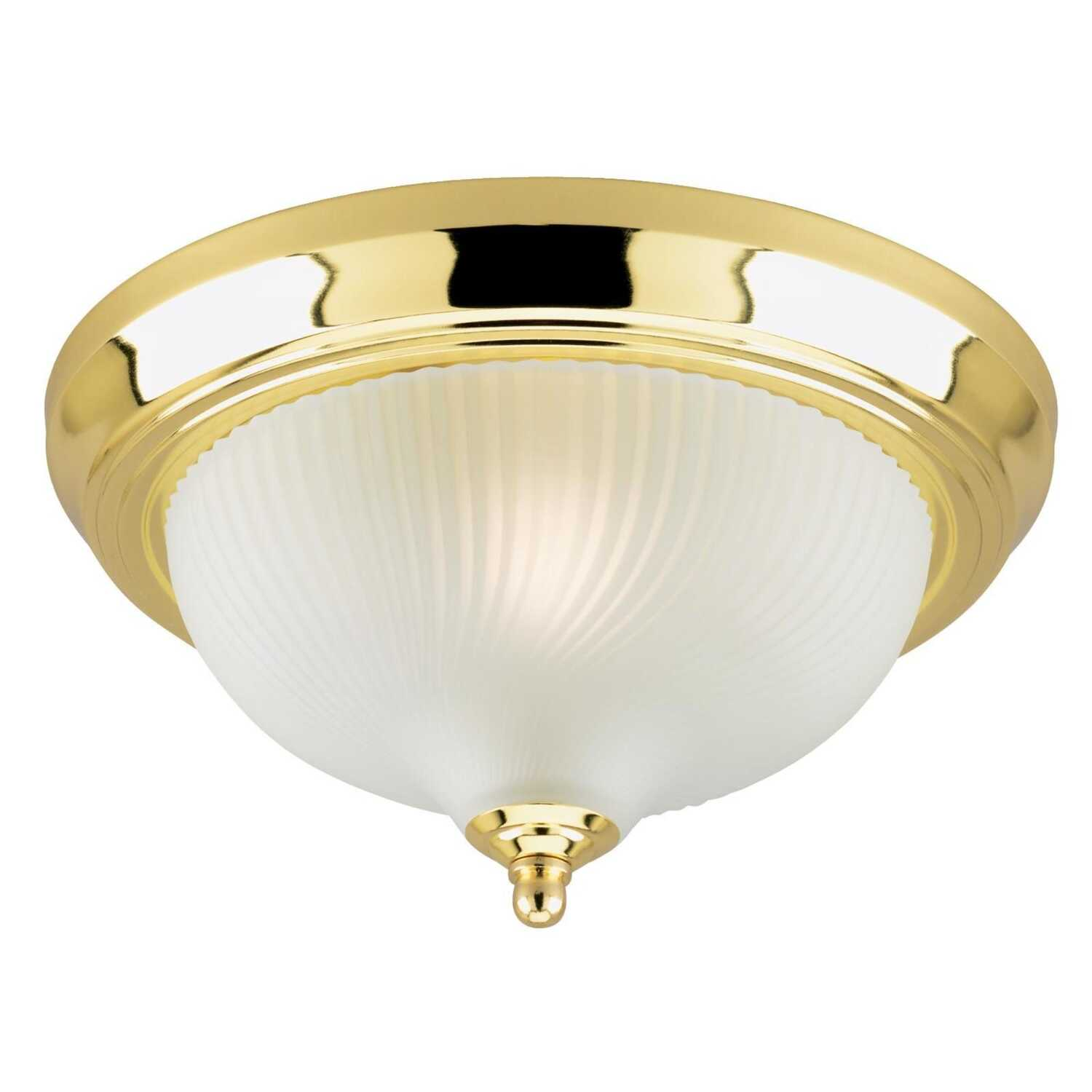 Westinghouse  5-7/8 in. H x 11 in. W x 11.6 in. L Ceiling Light