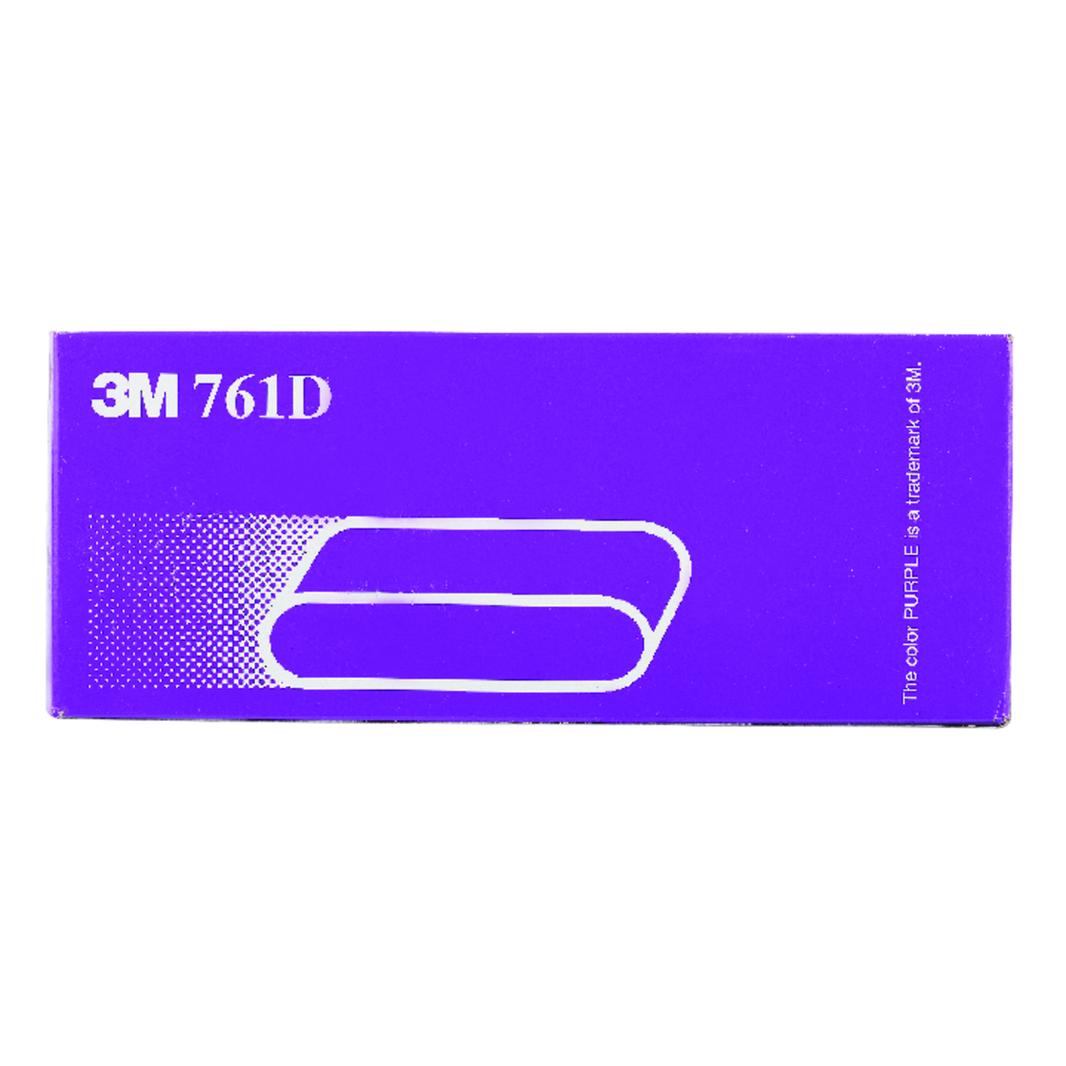 3M  24 inch  L x 4 in. W Ceramic  80 Grit Medium  Sanding Belt  1 pk