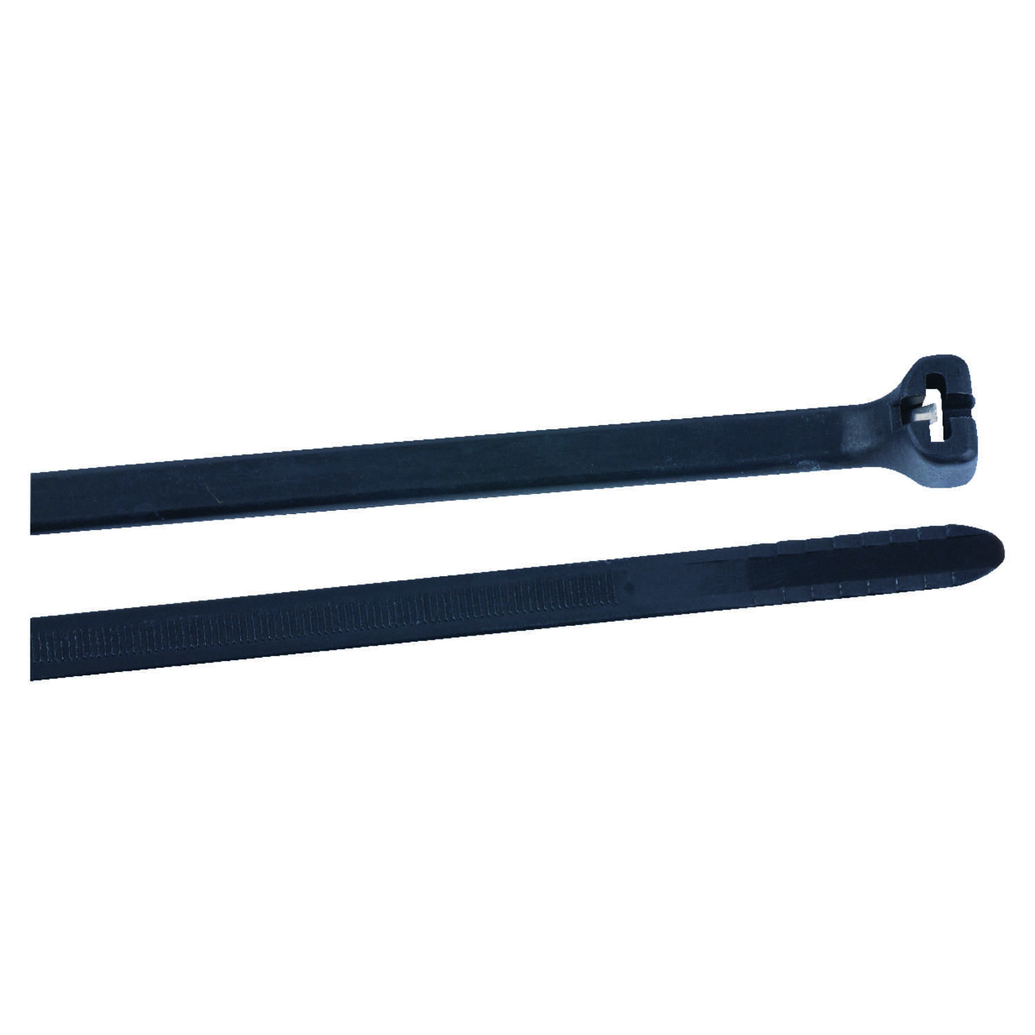Gardner Bender  28 in. L Black  Cable Tie  3 pk