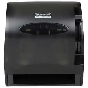 Kimberly-Clark  Lev-R-Matic  Hard Towel Dispenser  1 each