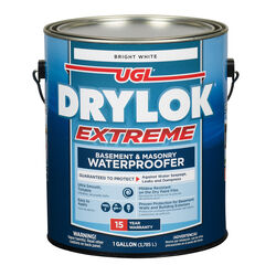 Drylok White Latex Waterproof Sealer 1 gal.