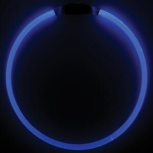 Nite Ize  NiteLife  Blue  LED  Necklace  L1154 Battery