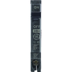 GE  Q-Line  30 amps Standard  Single Pole  Circuit Breaker