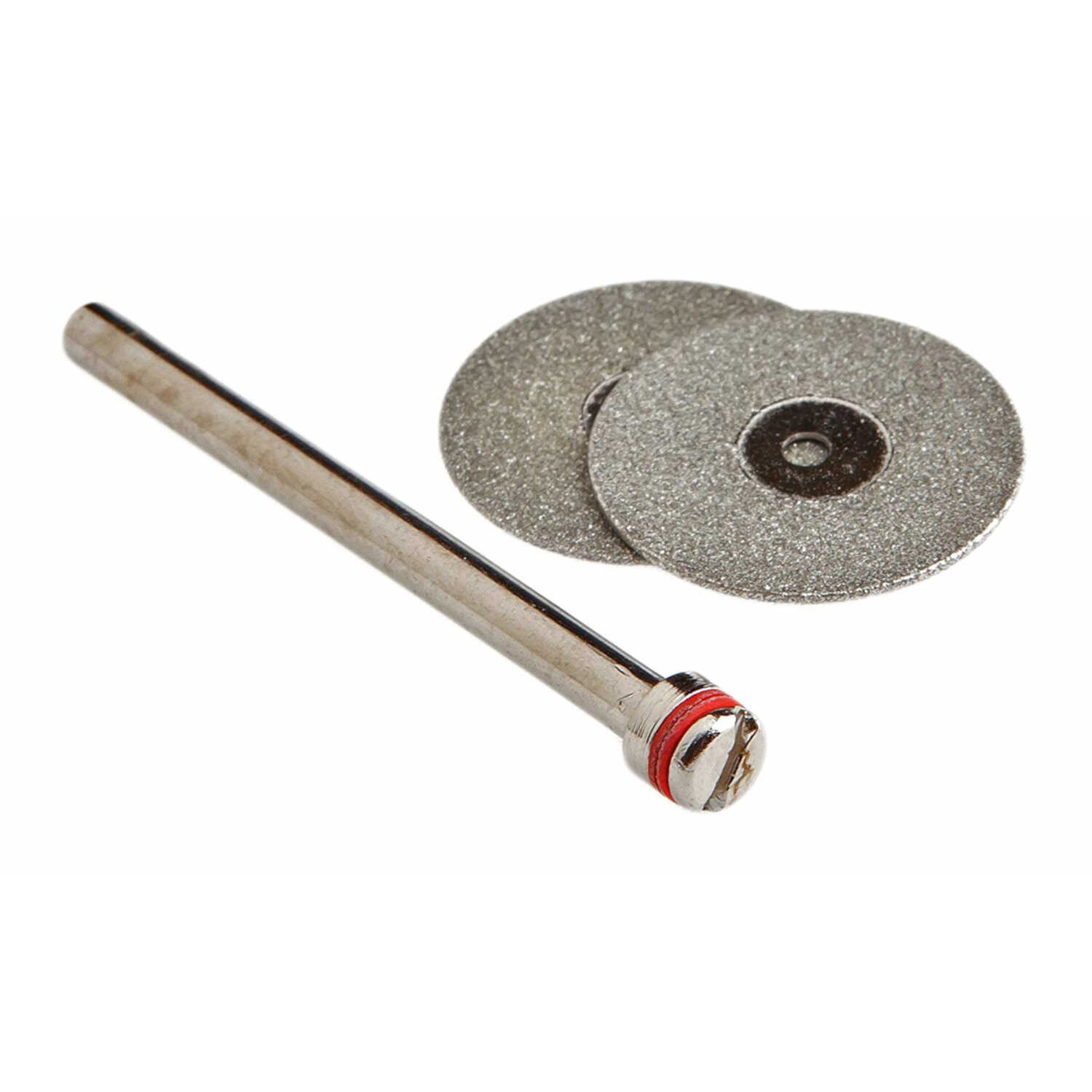 Forney  3/4 in. Dia. x 1 in. thick  Grinding Wheel Kit  1 pc.