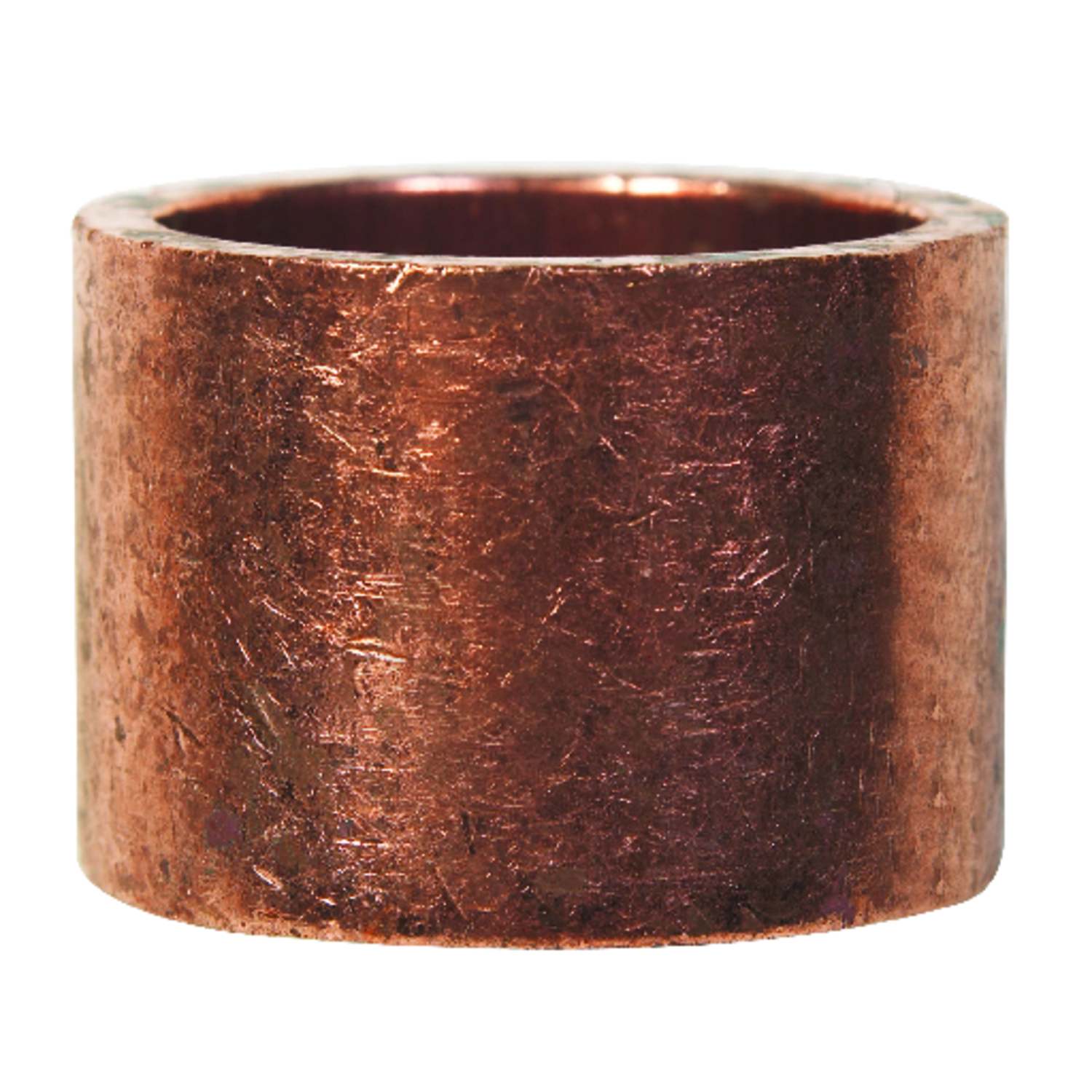 Elkhart  1/2 in. Sweat   x 3/8 in. Dia. Sweat  Copper  Flush Bushing