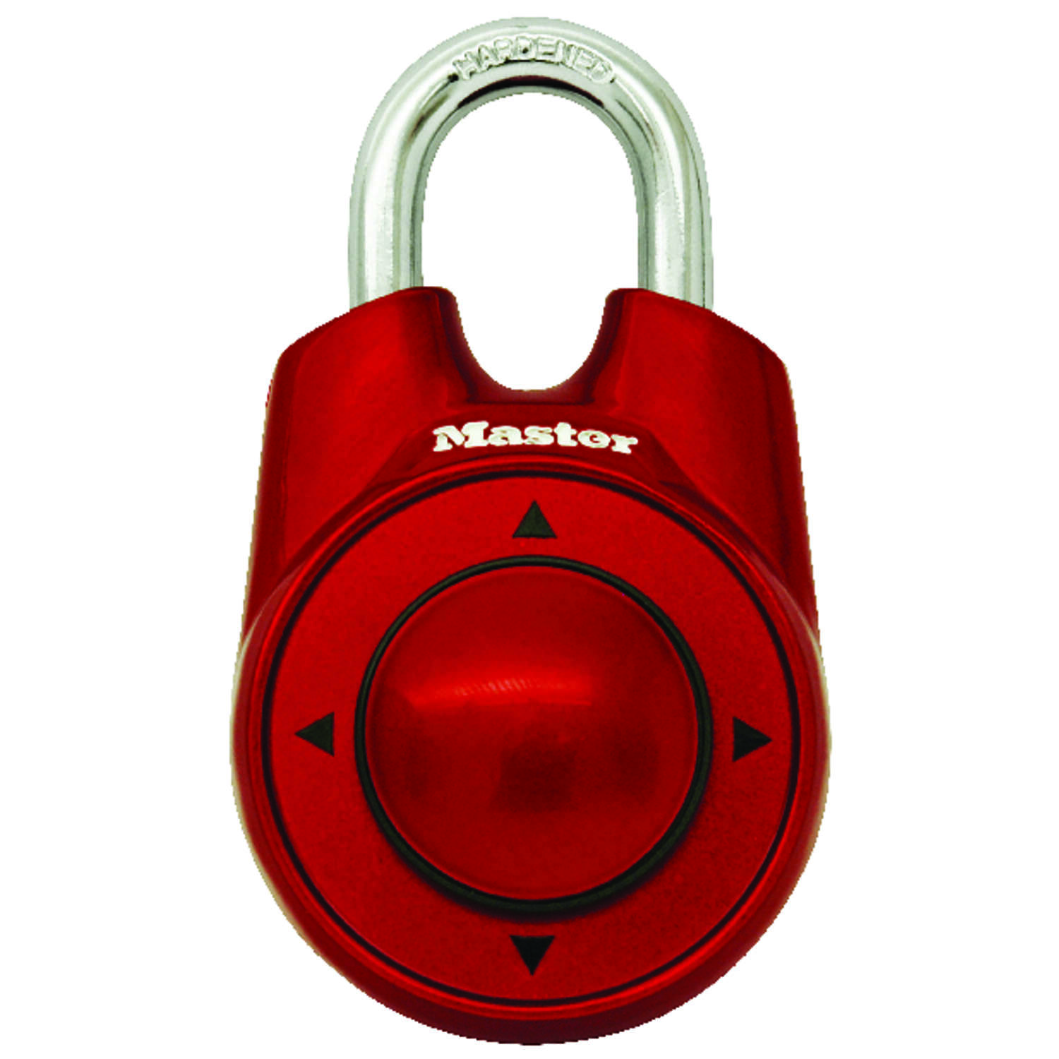 Master Lock  2-3/4 in. H x 1-1/8 in. W x 2 in. L Steel  Anti-Shim Technology  Padlock  1 pk