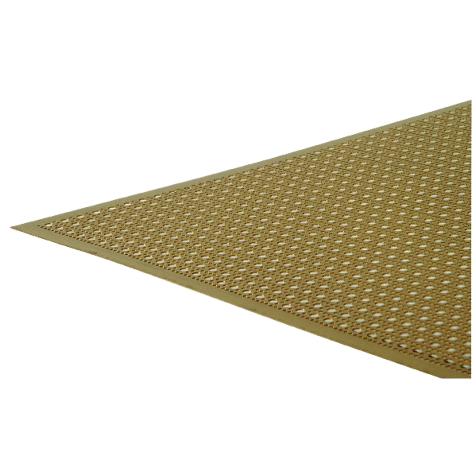 Boltmaster  0.02 in.  x 24 in. W x 36 in. L Anodized  Aluminum  Lincane  Sheet Metal
