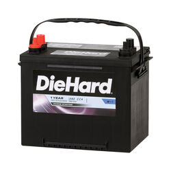 DieHard  Marine Starting  12 volt 560 CCA Marine Battery