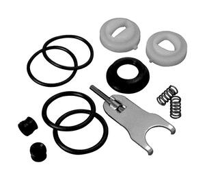 BrassCraft  Plastic, Rubber, Stainless Steel and Zinc.  Faucet Repair Kit  For For Delta faucet
