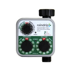 Raindrip  Programmable 1 zone Water Timer