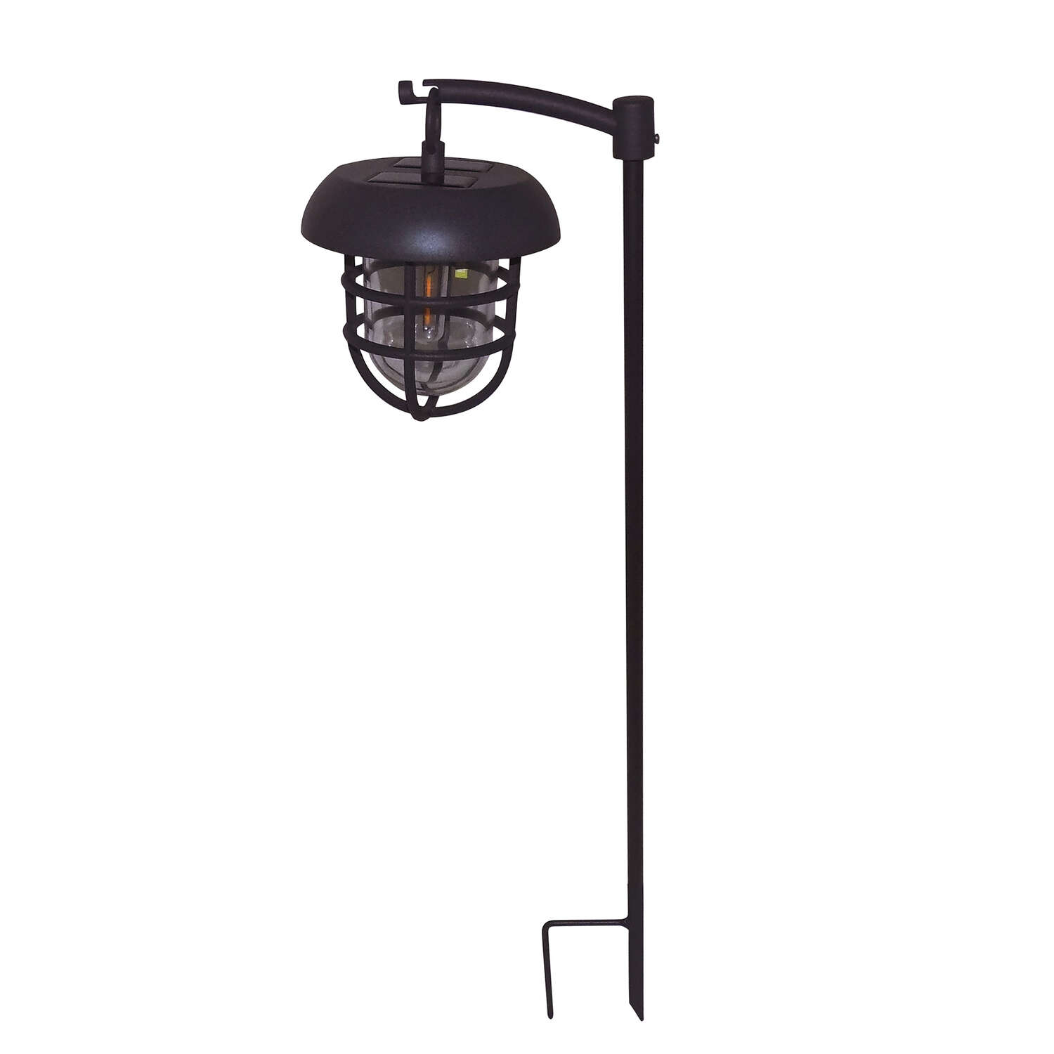 Living Accents  Oil Rubbed Bronze  Solar Powered  LED  Decorative Lights  1 pk