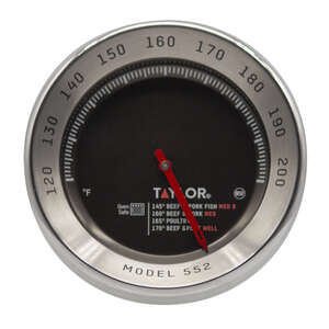 Taylor  Instant Read Analog  Meat Thermometer