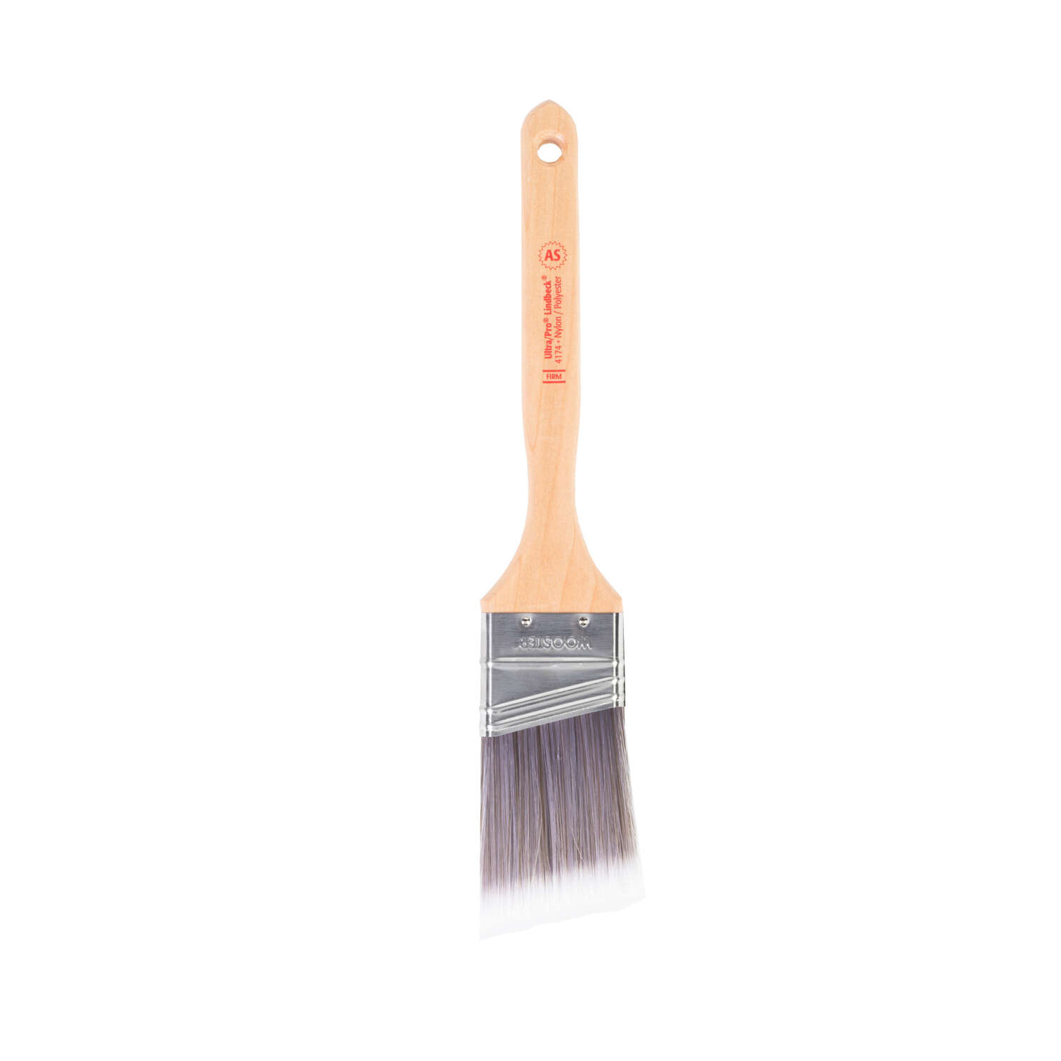 Wooster  2 in. W Nylon Polyester  Paint Brush  Angle  Ultra Pro