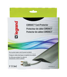 Corduct  1/2 in. Dia. x 5 ft. L 1  Cable Protector