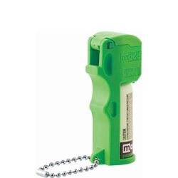 Mace Security International  Green  Aluminum/Plastic  Pocket Pepper Spray