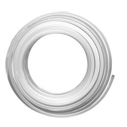 Plumb Pak 1/4 in. Dia. x 25 foot L Polyethylene Multi-Purpose Tubing