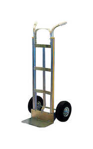 Milwaukee  Dual Handle  Hand Truck  600 lb.