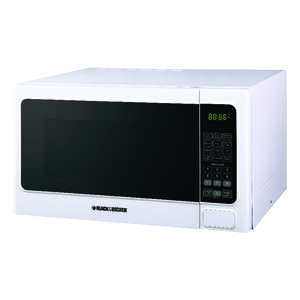 Black & Decker Microwave 1.1 cu. ft. 1,000 watts White