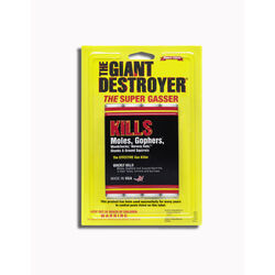 Atlas  The Giant Destroyer  Gasser  Fog  For Gophers and Moles 4 pk