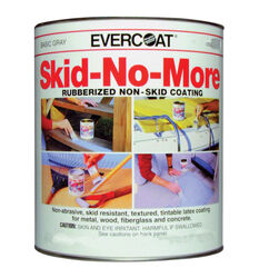 Evercoat Skid-No-More Gray Non-Skid Coating 1 qt.