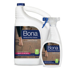 Bona  No Scent Hardwood Floor Cleaner  Liquid  160 oz.