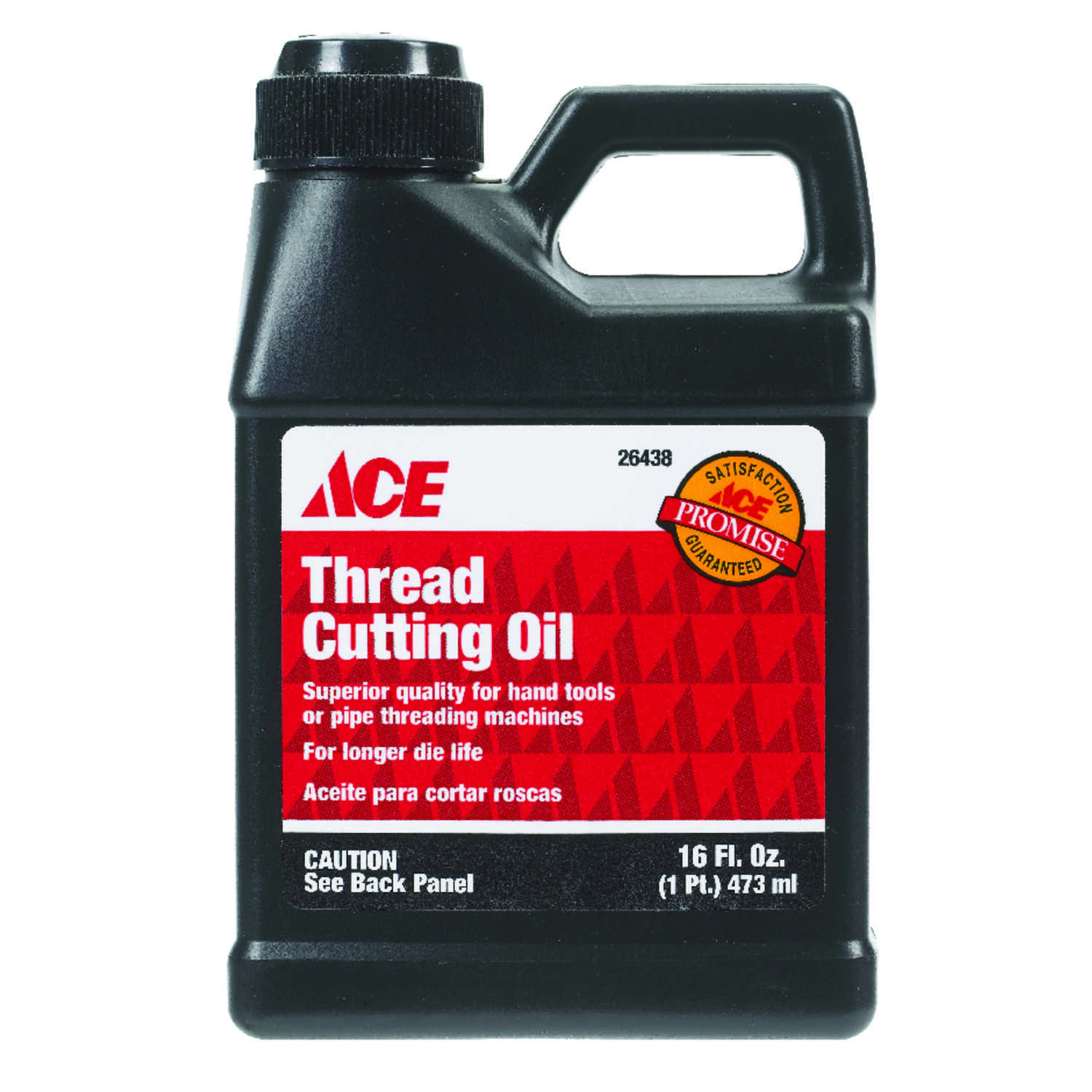 Ace 16 oz  For Aluminum and Other Metals Thread Cutting Oil