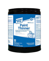 Klean Strip Paint Thinner 5 gal.