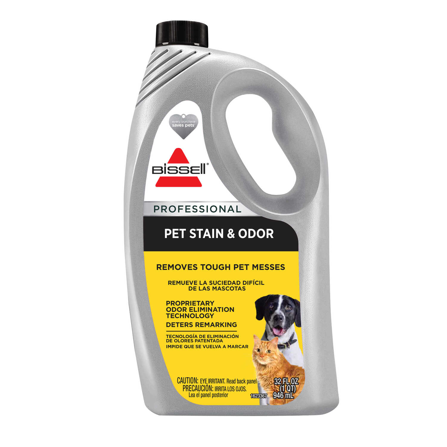 Bissell Pet Carpet Cleaner 32 Oz Liquid Concentrated Ace
