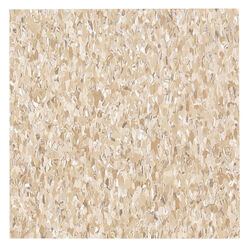Armstrong 12 in. W x 12 in. L Standard Excelon Imperial Cottage Tan Vinyl Floor Tile 45 sq. ft.