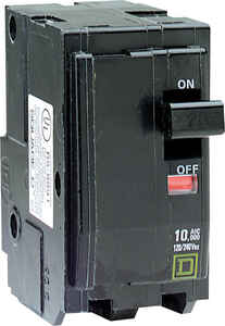 Square D  QO  30 amps Plug In  2-Pole  Circuit Breaker