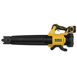 DeWalt  125 miles per hour  450 Cubic feet per minute  20 volt Battery  Handheld  Blower