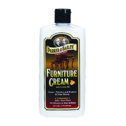 Parker & Bailey  Lemon Scent Furniture Cream  16 oz. Cream
