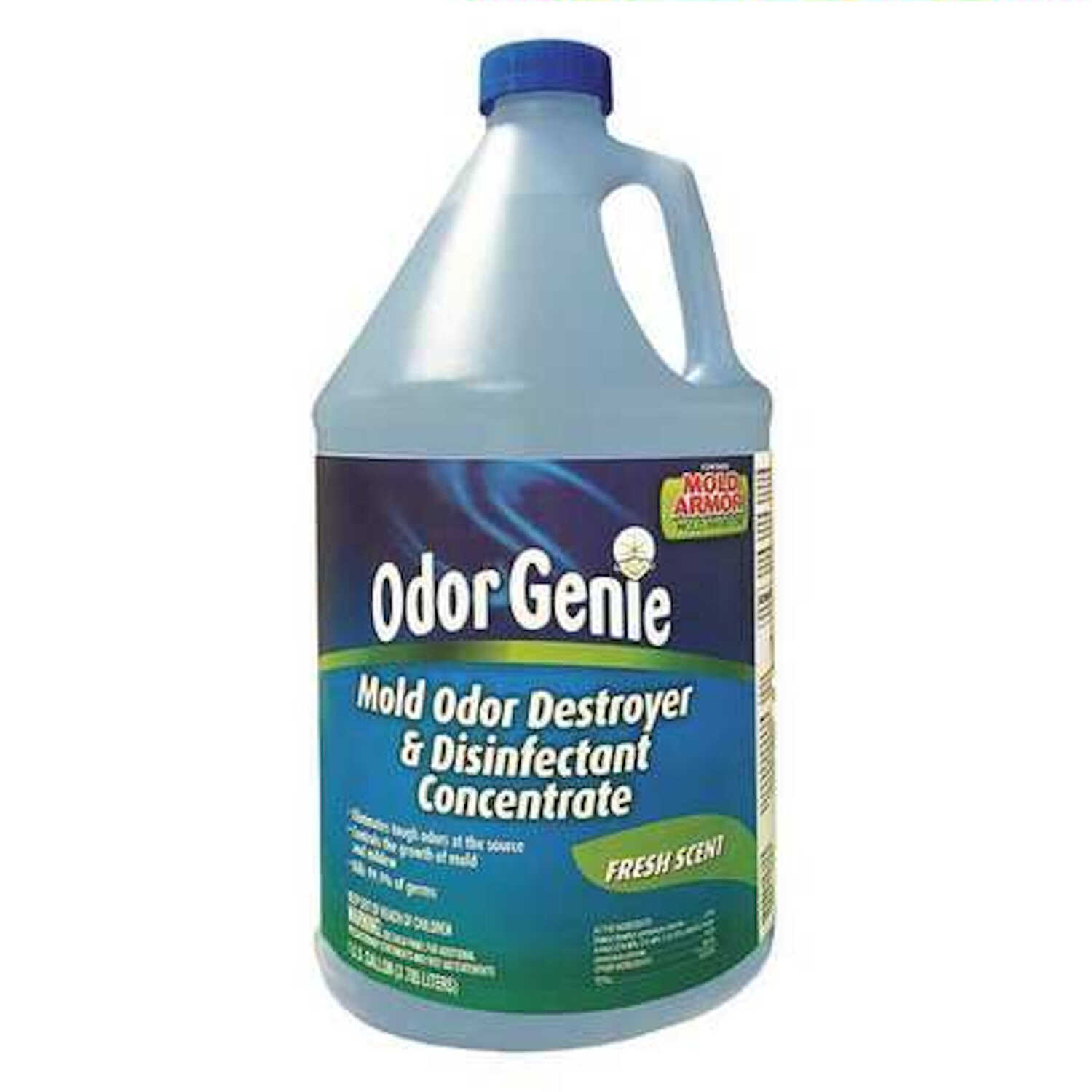 DampRid  Odor Genie  Fresh Scent Concentrated Disinfectant  1 gal.
