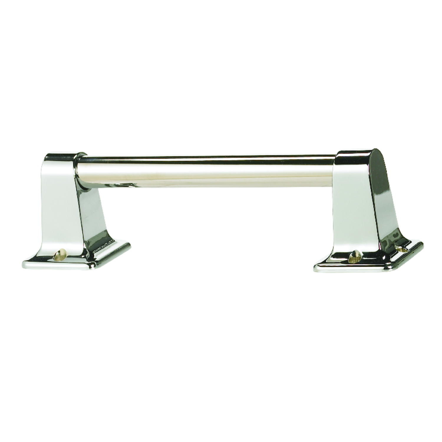 Delta  Polished Chrome  Chrome  Grab Bar  2-3/8 in. H x 3 in. W x 9 in. L